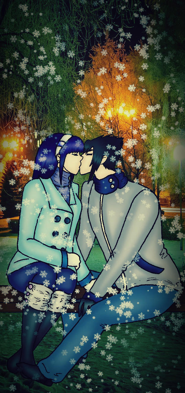 Snow Kisses by tellmeprettylies