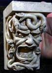 Medusa grotesque Corbel