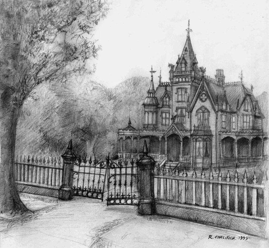 High Victorian Gothic By CastShadowsStudio On DeviantArt