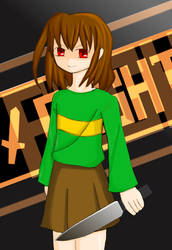 Chara by hfreenote