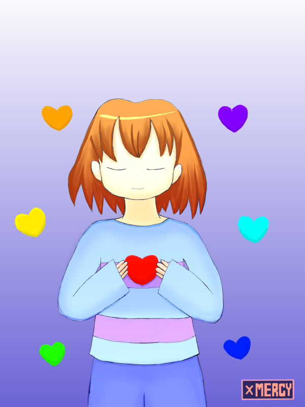 Frisk by hfreenote