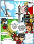 The Legend of Zelda : Lurking Shadows p.38 ENG.