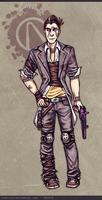 Handsome Jack - Vault Hunter AU by cynellis