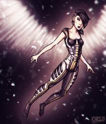 BL2: Guardian Angel by cynellis