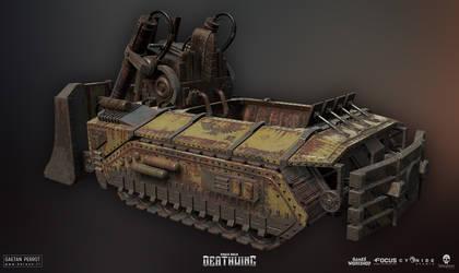 Space Hulk Deathwing - Caterpillar 02