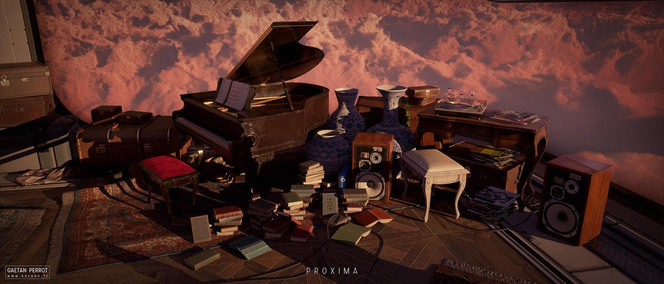 Proxima - Room 04 by Korann