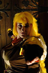 Huntress of Beacon Academy