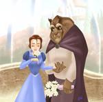 Beauty + the Beast - Gardenias