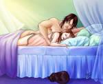 OC - Morning Slumber