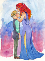 Mother and Son by artisteri