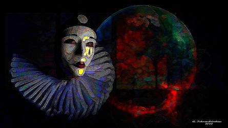 The sadness of Pierrot