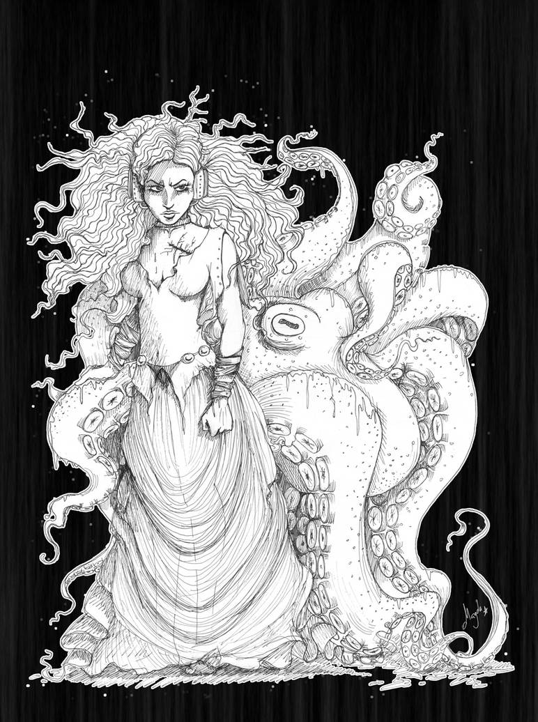 octopus spirit