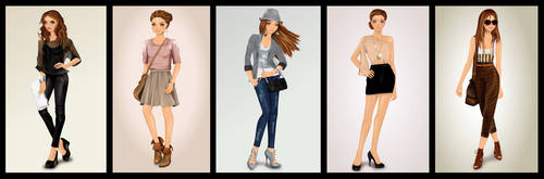 Valeska 2 -character design-