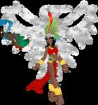 Phoenix Priestess