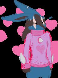 Luca in a sweater by FeralxInsaNitY