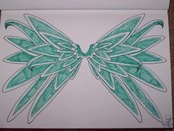 Earth Fairy Wings By Firegodess18 On Deviantart