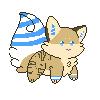 Bitty Kitty by Watermeowlon
