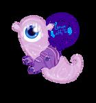 Eye Kandies - Grape Laffy Taffy