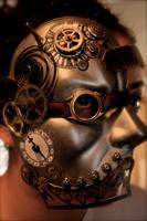 dark steampunk fae by OpheliaMylawnwy