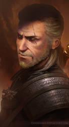 Geralt by Zendanaar