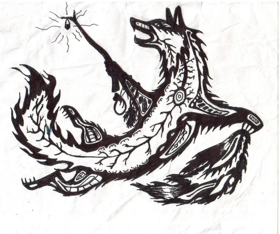 native art by jmynstyx on deviantart