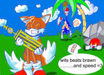 Tails' Wits