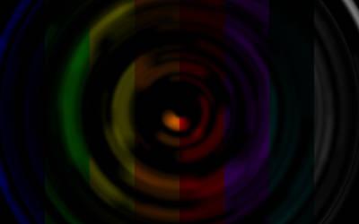 Radial Backgorund by B-Lee