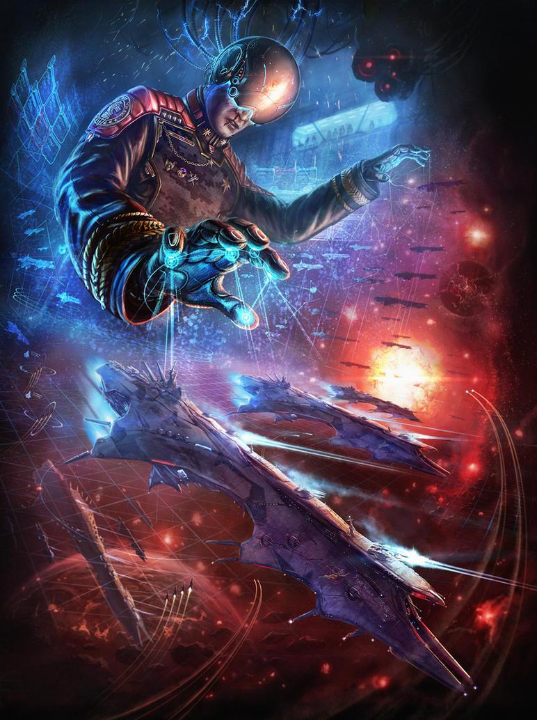 Wargame by StarWolfEmperial