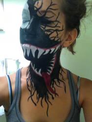 Venom by captainsarasparrow