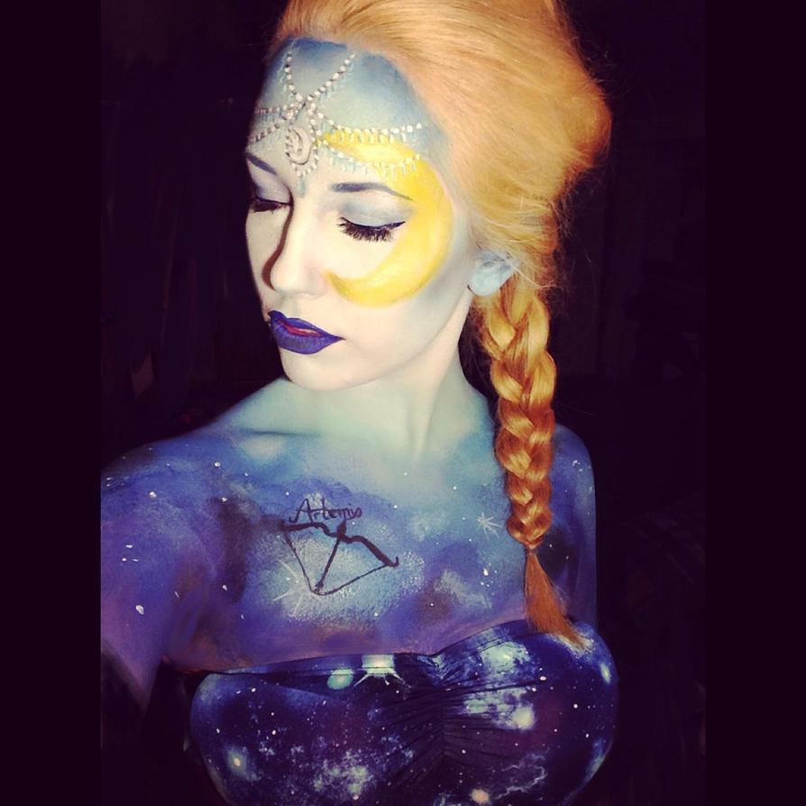 Artemis by captainsarasparrow