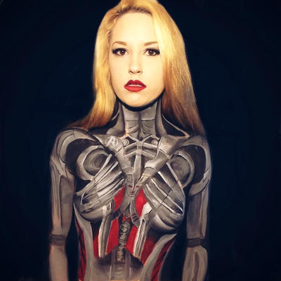 Age of Ultron by captainsarasparrow