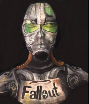 Fallout Power Armour