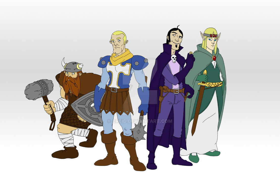 Acquisitions Inc. by creid