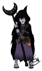 Strix Beestinger of the Waffle Crew