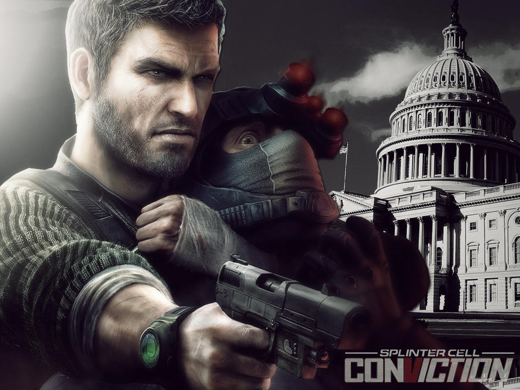 Splinter Cell Conviction HD Wallpaper