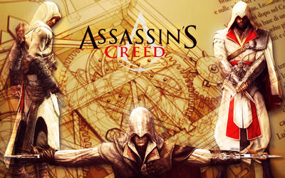 Assassin's Creed by Bontzy123