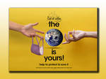 The EARTH is Yours [Eid Al Adha Mubarak - 2020] by trinantor