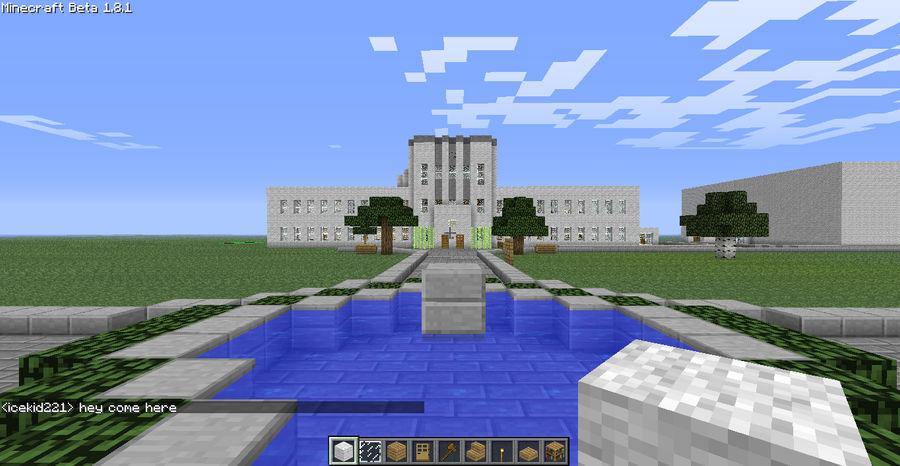 K-On Highschool in Minecraft by I8Wafflez on DeviantArt