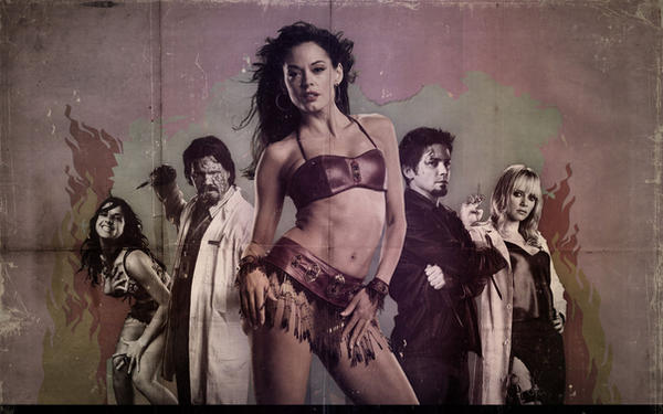 Grindhouse - Planet Terror by TheGiantPanda