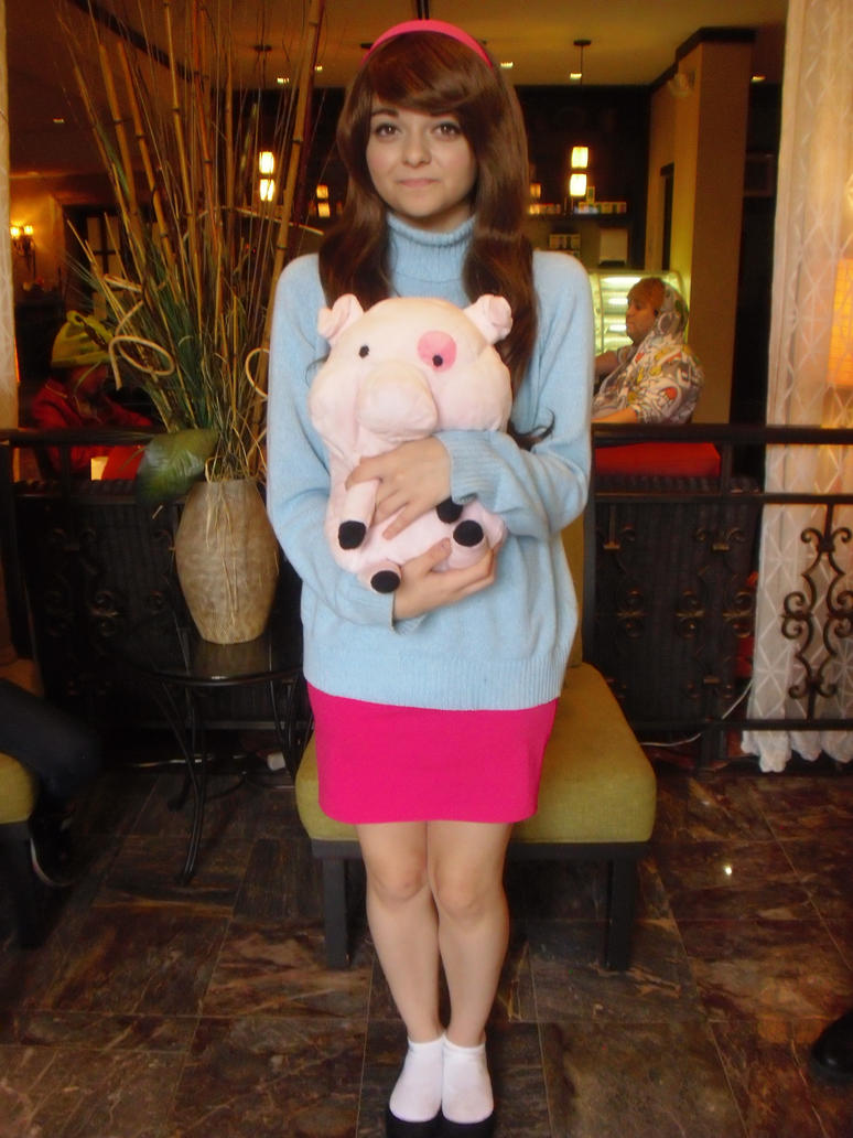 Mabel Dipper Cosplay Mabel Pines Cosplay