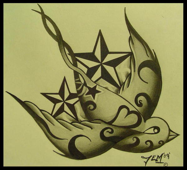 swallow tattoo design. swallow tattoo design. and
