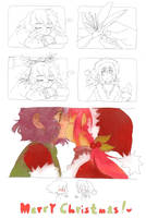 Secret Santa - Inazuma by piruvy
