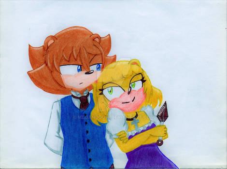 Heizo y Hana