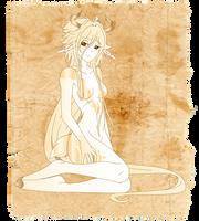 La Diosa Sadbh - The Goddess Sadbh by TsukiNoKatana