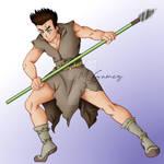 Dr Stone - Taiju by TsukiNoKatana