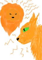 Lionheart by FirestarRules123