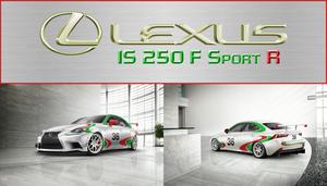 Lexus IS 250 F Sport R