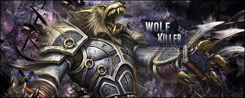 Wolf Sign by Zekua