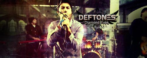 Deftones by Zekua