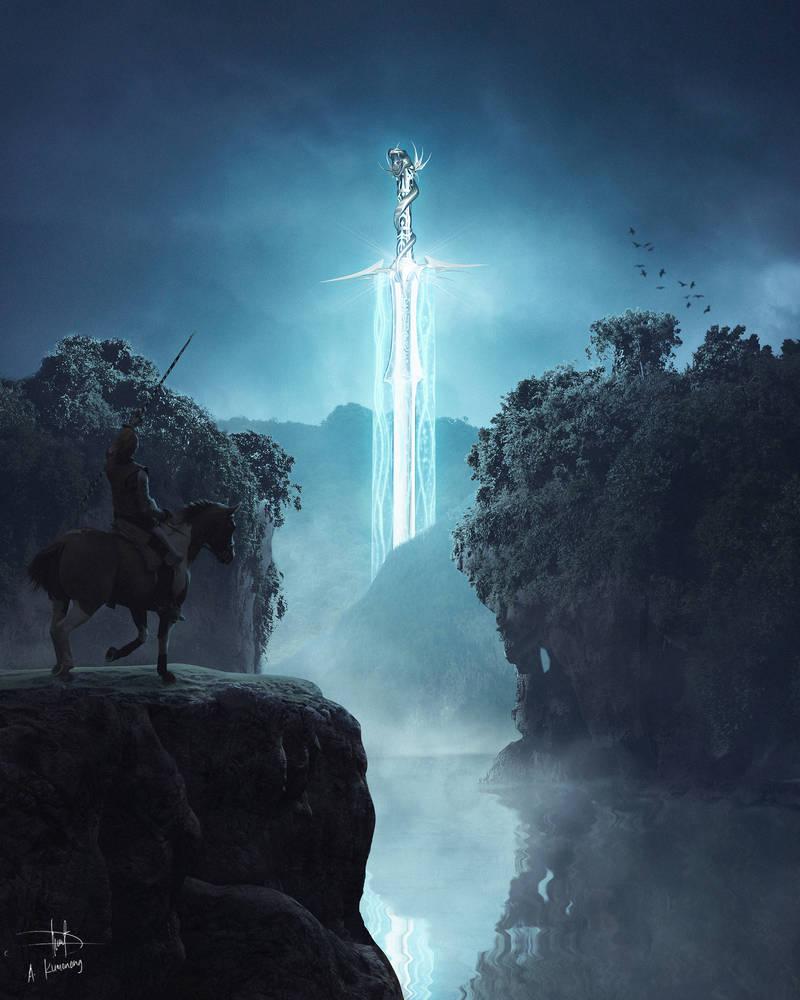 Sword Of Mantelagheng